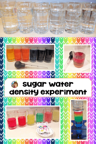 Rainbow-water-sugar-density--science-experiments