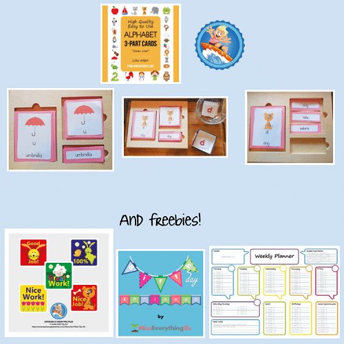 emergent-reader-3-part-cards-alphabet-lower-case-only