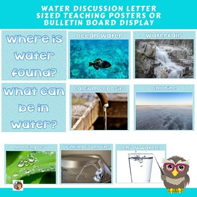 water-discussion-or-display-letter-sized-teaching-posters