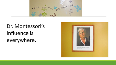 Dr. Montessori's influence is everywhere