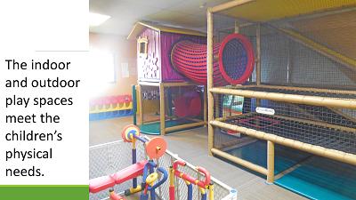 wonderful indoor playground