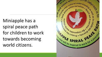spiral pathway towards becoming a world citizen