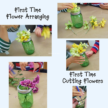 flower-arranging