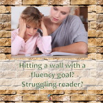 Oral Reading Fluency and Comprehension Issues