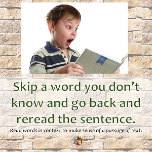 skip-a-word-you-do-not-know-and-return-to-the-beginning-of-the-sentence