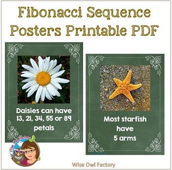 Fibonacci-sequence-posters