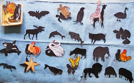 gramma-elliott-animal-and-silhouette-matching-activity-diy