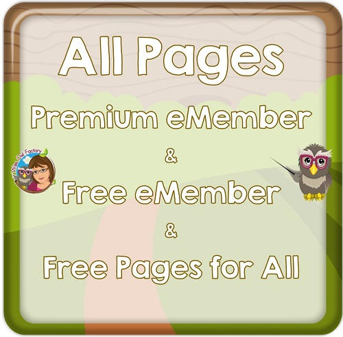 All Pages Premium eMember and Free eMember