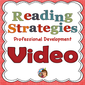 Reading Strategies Professional Development Video