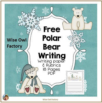 writing-paper-for-narrative-polar-bear-stories
