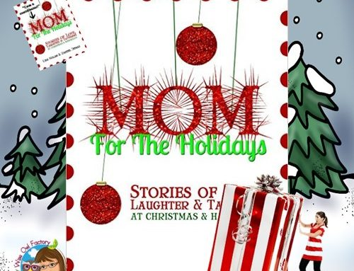 Mom for the Holidays Anthology Contributor