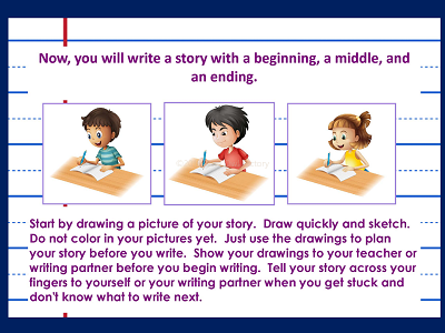 good ways to start a story examples