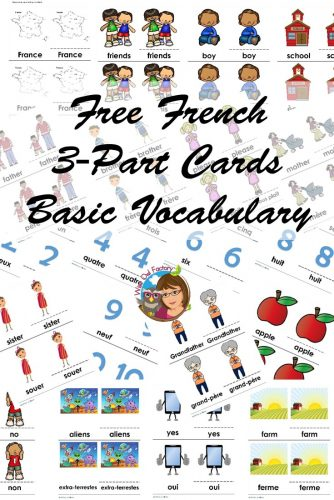 Bonjour-3-part-cards-some-French-Words