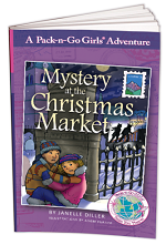 Mystery at the Christmas Market by Diller Free Vocabulary PDF