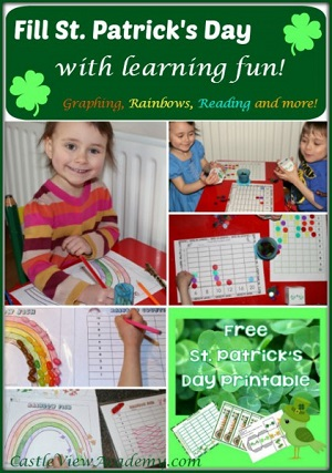 Fill-ST.-Patricks-Day-with-learning-fun-graphing-rainbows-reading-and-more