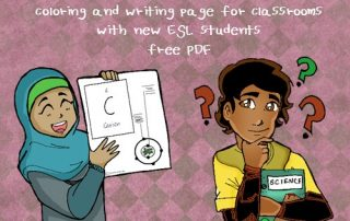 I-Am-New-Here-Student-Coloring-Writing