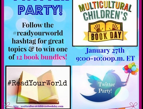 Twitter Party with Giveaways for MCBD 1-27–2017