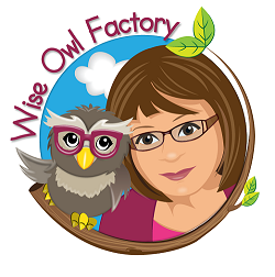 Wise Owl Factory Sticky Logo Retina