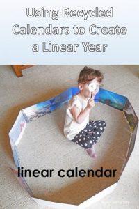 linear-calendar-using-recycled-calendars