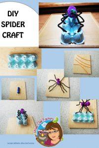 Spider-egg-carton-craft-instructions