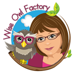 Wise Owl Factory Sticky Logo