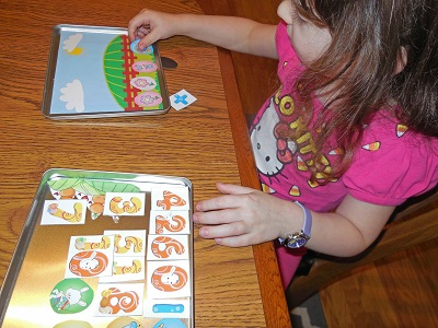 making-a-story-picture-with-magnets