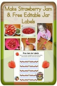 strawberry-jam-making-and-free-editable-labels-PDF