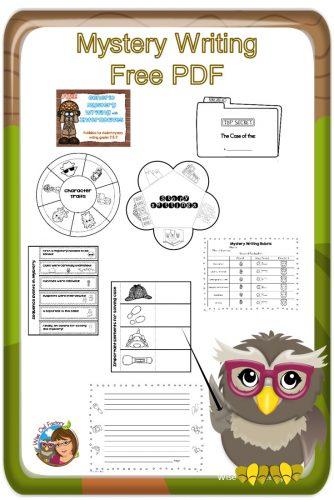 mystery-writing-ISNs-grades-2-3-on-TpT