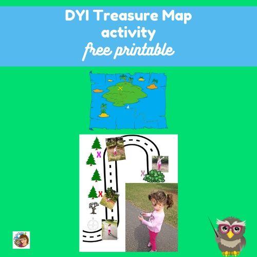 treasure-map-hunt