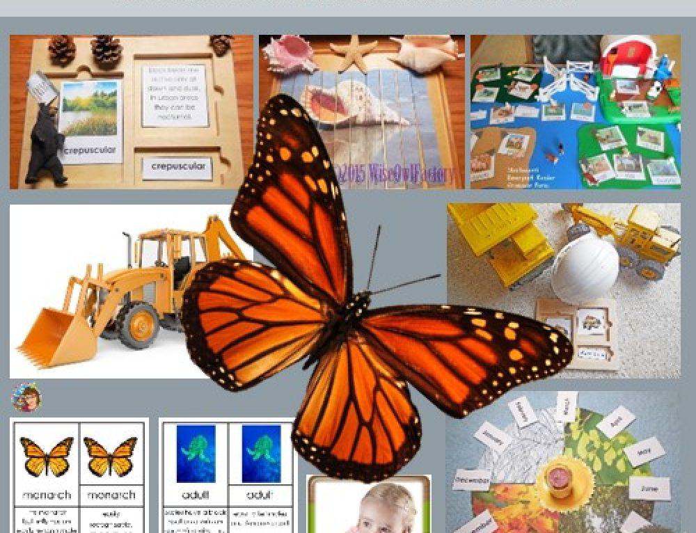 Montessori Instant Resource Downloads