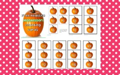 Montessori Inspired October Free Printables