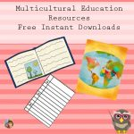 Multicultural Blog Posts and Free Resources