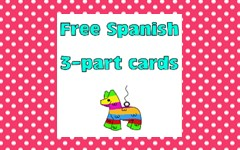 Basic Spanish Word Cards