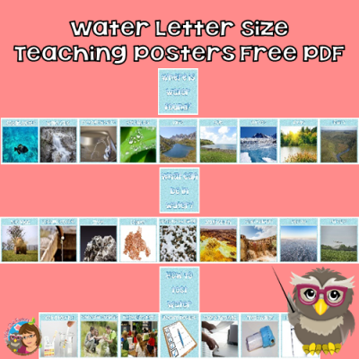 letter-sized-teaching-posters-water-information