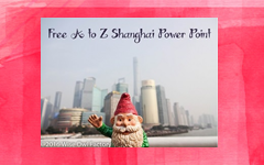 Shanghai Free Power Point and Google Slides