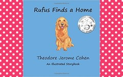 Rufus Finds a Home Book Review and Free Resource