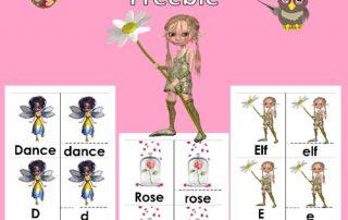 fairy-theme-3-part-cards-alphabet-initial-sounds freebie