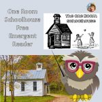 One Room Schoolhouse Emergent Reader Free