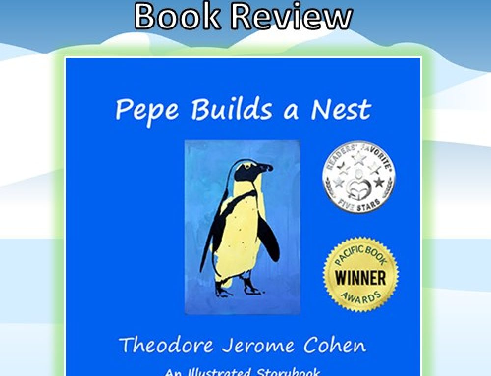 Pepe Builds a Nest Book Review and Freebie