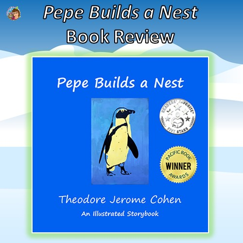 Pepe Builds a Nest Penguin Theme Story about a Bully