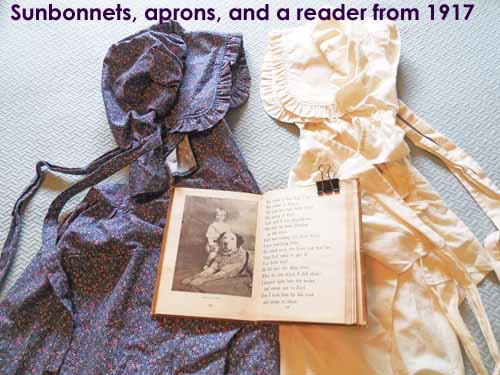 sunbonnets-aprons-and-1917-reader