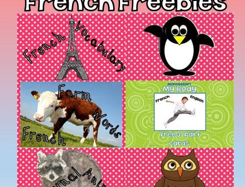 French Freebies for Animals, Farms, and More