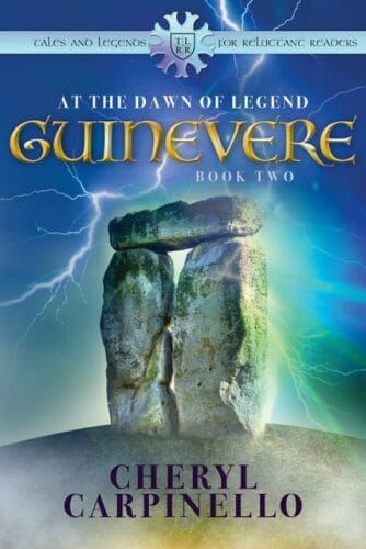Guinevere At the Dawn of Legend Book Two