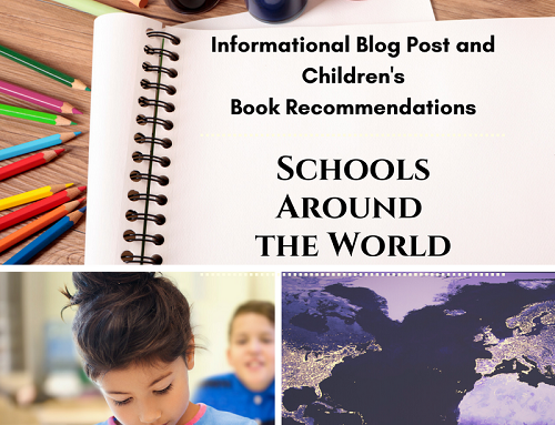 Schools Around the World Children's Books