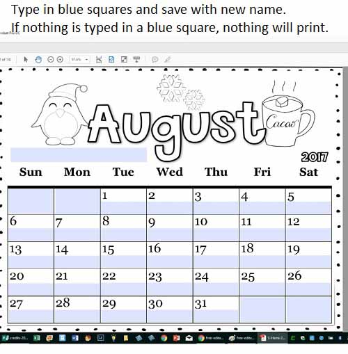 editable-calendar-S-Hemi-2017-July-2018