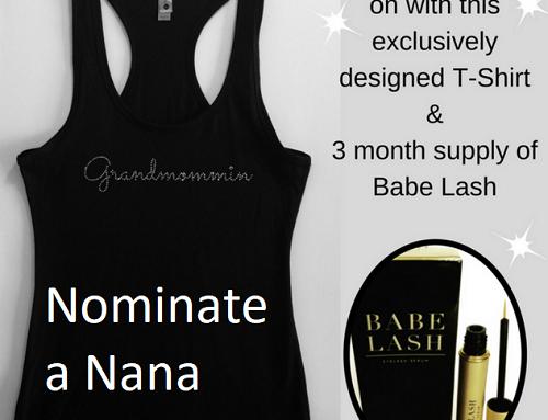 Nominate a Grandma, Nana, Mimi, or Grammy