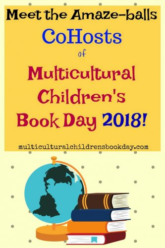 How to Get Involved in MCBD 2018 --This post is about how different ways to get involved in the annual Multicultural Children's Book Day Event for 2018.