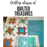 Quilting Classes at Quilted Treasures in Rogers MN