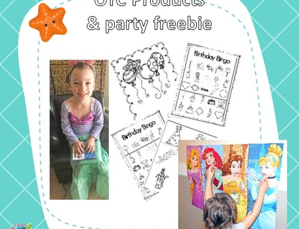 Birthday Party with OTC and Free Party PDF