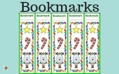 Bookmarks and reading charts free